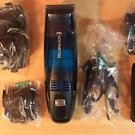 NEW REMINGTON HC6550 CORDLESS VACUUM HAIRCUT KIT PRO HAIR ELECTRIC CLIPPER