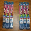 NEW ORAL B TOOTHBRUSH DISNEY MINNIE MOUSE MAGIC TRIMER 2-4 YEARS GIRLS PROHEALTH