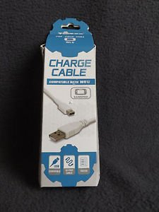 NEW TOMEE WII U CHARGEING CABLE FOR GAME PAD-FREE SHIPPING