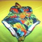 WOMEN'S MACY'S ABS BRAZIL STYLE SIZE 4 ONE SHOULDER BATHING SUIT SWIM $125.00