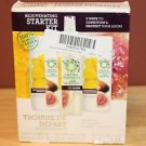 HERBAL ESSENCE WILD NATURALS REJUVENATING STARTER KIT HAIR CONDITIONER SHAMPOO