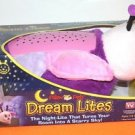 NEW PILLOW PETS DREAM LITES FLUTTERY BUTTERFLY PINK