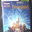 NEW KINECT DISNEYLAND ADVENTURES XBOX 360 KINECT GAME KINECT REQUIRED