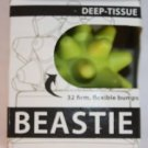 NEW BEASTIE + BASE DEEP-TISSUE MASSAGE TOOL X-FIRM 32 FIRM FLEXIBLE BUMPS