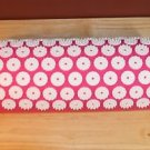 NEW PROSOURCE ACUPRESSURE MAT PINK HEAD REST ONLY NECK PAIN RELIEF MUSCLE PAIN