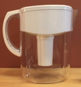 BRITA EVERYDAY WATER FILTER PITCHER, 10 CUP-PITCHER ONLY