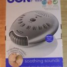 NEW CONAIR SU1W SOUND THERAPY SOUND MACHINE 10 SOOTHING SOUNDS