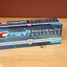 NEW CREST PROHEALTH ADVANCED TOOTHPASTE MOUTH CARE WHITENING FRESH BREATH PLAQUE