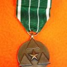 AUTHENTIC COMMANDERS AWARD FOR CIVILIAN SERVICE DEPARTMENT OF THE ARMY MEDAL