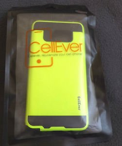 NEW CELLEVER SAMSUNG NOTE 5 PHONE CASE GREEN SLIM