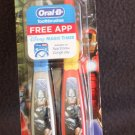 NEW ORAL B PRO HEALTH STAGES AGES 5-7 AVENGERS 2PACK VALUE PACK SOFT