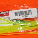 NEW BOONE BIG GAME TROLLING SQUID SKIRT 2 PACK NEON GREEN AND NEON YELLOW