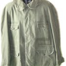 REAL VIETNAM US ARMY ISSUE WIND RESISTANT JACKET GREEN XL/R EXTRA LARGE REGULAR