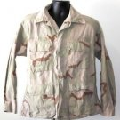 US ARMY DESERT CAMO BLOUSE SHIRT M/S MEDIUM SHORT