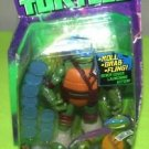New Open Box TMNT Teenage Mutant Ninja Turtles Flingers Leonardo Action Figure