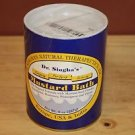 NEW DR SINGHA'S NATURAL THERAPEUTIC MUSTARD BATH 8 OZ HELPS ELIMINATE ACID WASTE