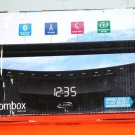 NEW ILIVE BLUE BLUETOOTH BOOMBOX BLACK