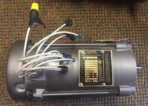 UNDERWRITER LABORATORIES ELECTRIC MOTOR BALDOR 1/2 HP 1725 RPM 3PH F CLASS