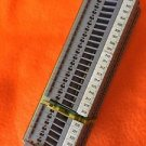 LOT OF 25 M4 ENTRELEC FUSE TERMINAL BLOCK  600 VOLT 25 AMP