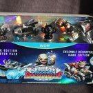 NEW SKYLANDERS SUPERCHARGERS DARK EDITION STARTER PACK W/ DONKEY KONG