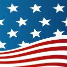 """U.S made Tenex Chair mat Heavy Duty 45""""x 53"""" Clear edge gripper back for carpets"""