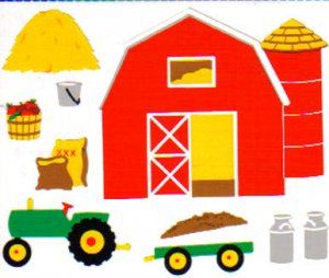Mrs Grossman's Stickers Farm