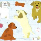 Mrs Grossman's Stickers Puppies