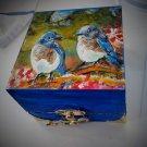 Birds jewelry box