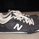 NEW BALANCE 442 Women's CW442GB US Size 8 Black Suede Athletic Running