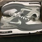 Woman's Nike  Air Max Wright 3  White / Wolf Grey Cool Grey Black 10.