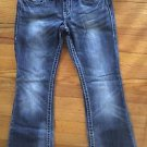 Women's Harley Davidson Jeans Size 4 Short Medium wash Boot Cut Vintage