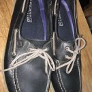 "Nice! Mens Leather ""Sperry Top-Sider Leeward"" Boat Shoes - Size US 11.5"