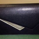 Women's NWT Bebe Black Clutch