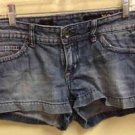 Women Size 8 Stella X2 Express Medium Wash Jeans Shorts
