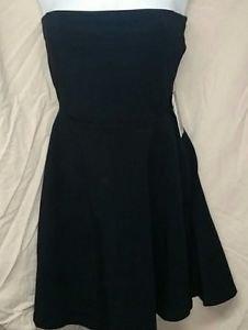 Women's Xs Black Express Tube Dress