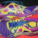 Sz 9 ASICS GEL NOOSA TR17 Women's Running Shoes T264N Purple