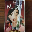 Walt Disney Masterpiece Mulan VHS Collection