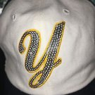 New York Yankees 47 Brand Women's Bling Baseball Cap Hat