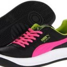 Puma Sneakers #34476534 Black/Pink/Lime Punch Us 6
