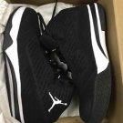 Authentic Jordan B'Mo Black / White Mens Size 8.5 Shoes 580590-010 W Box