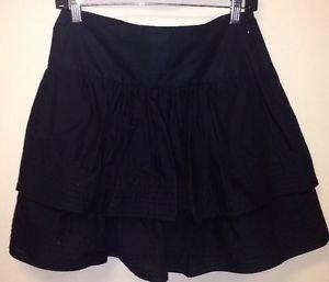 Women's Banana Republic Skirt, Size 2, Black
