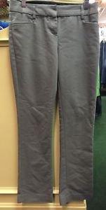Women's 00 Grey Express Barley Boot Dress Pants