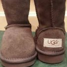 New Kid's UGG boots. Brown size 1.5