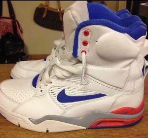 Men's Nike Air Command Force 'Ultramarine' Sneakers (684715-101) Sz 8