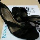Ladies Black Talbot Brandy 1 heels