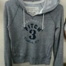 Abercrombie And Fitch  hoodie Grey Size Medium