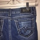 Miss Me Jeans Sunny Boot Medium Wash Sz 30 Jpd1015-2