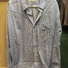 Michael Kors Plaid Button Up Dress Shirt Xxl 18