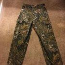 Men's Size 28/30 Field Staff Mossy Oak Camo Jeans Pants