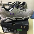 Women's Under Armor Size 8 Tan 1257699-261 Low Top Hiking Shoe